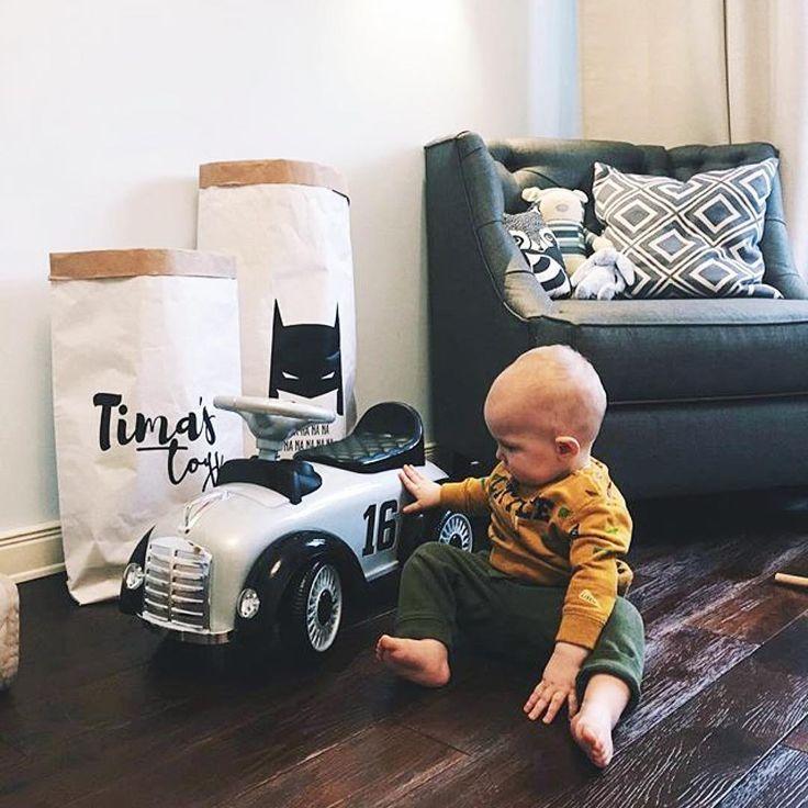 1. Tima's toys 2. Batman