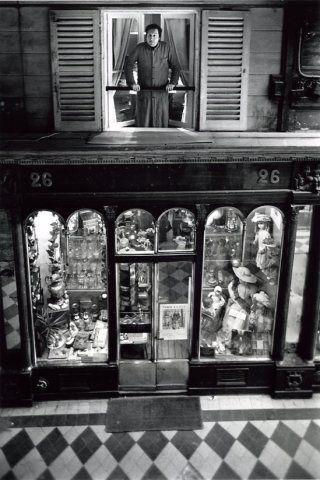 Atelier Robert Doisneau | Les expositions proposées par l'Atelier Robert Doisneau