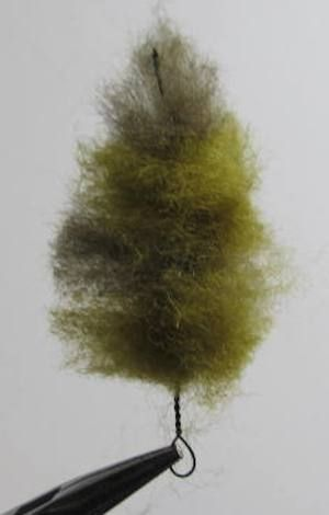 A miniature tree Diy from at home materials