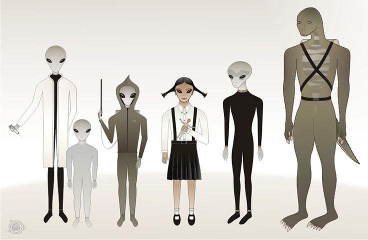 Le razze aliene e le relazioni con lo zodiaco