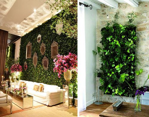31 best images about jardines verticales on pinterest for Jardines verticales interior