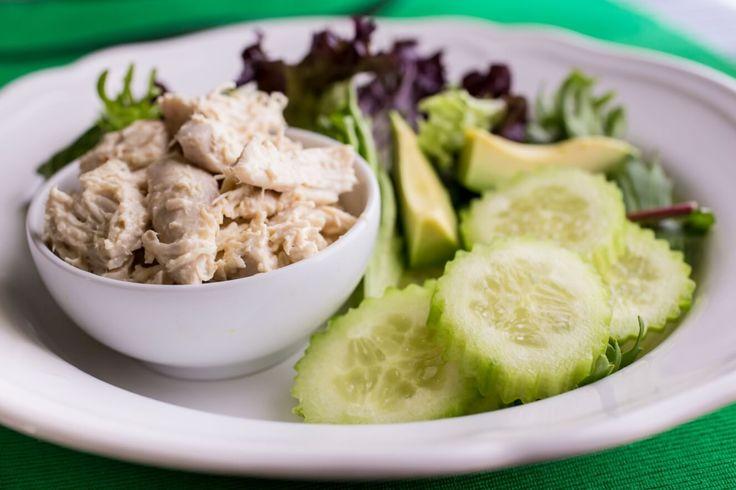 skinnymixer's Shredded Mayo Chicken Read More »