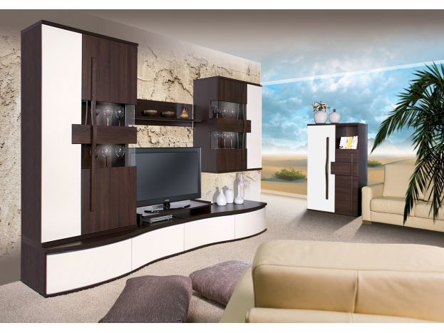 Obývací stěna Magnolia 1