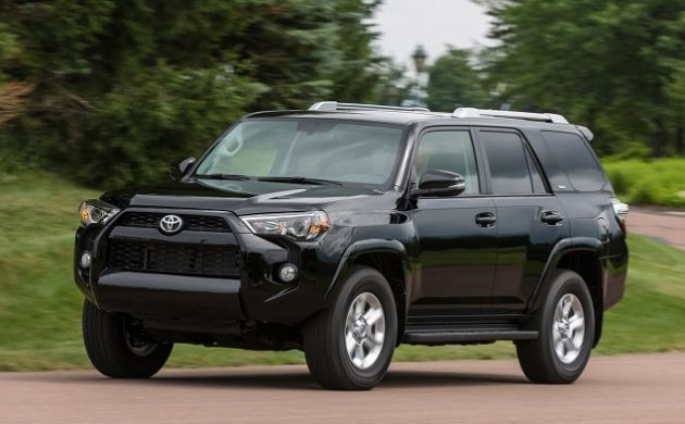 2016 Toyota 4Runner Review Price