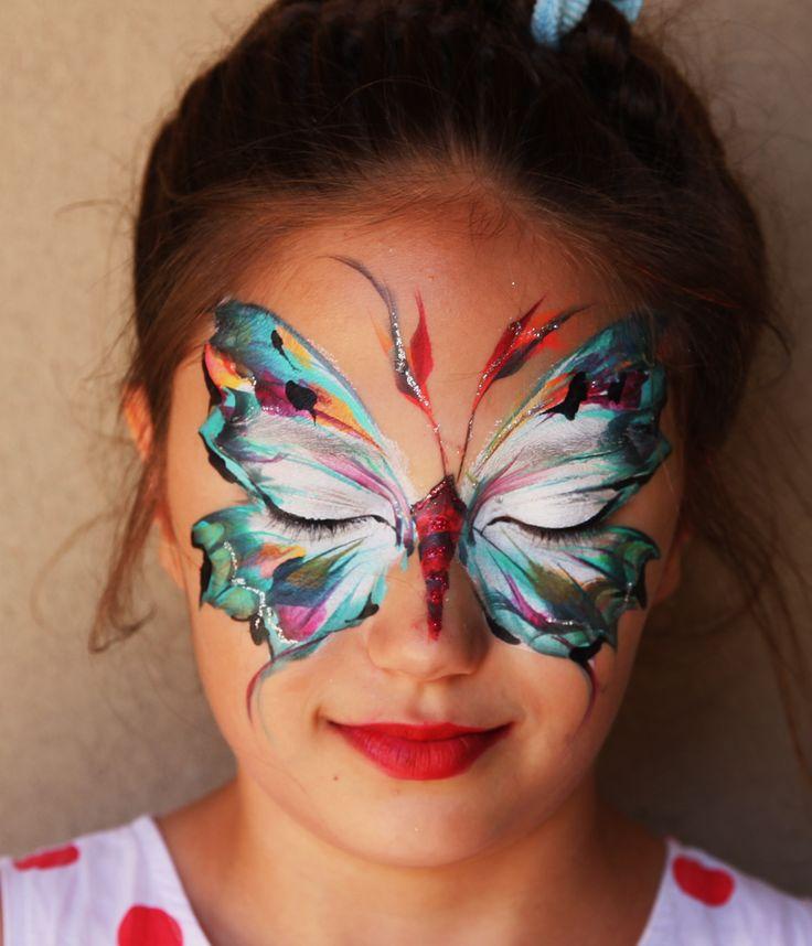 les 4442 meilleures images du tableau face painting sur pinterest maquillage artistique. Black Bedroom Furniture Sets. Home Design Ideas