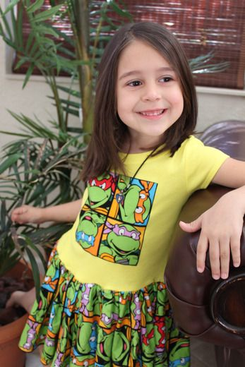 "Photo 2 of 19: Birthday ""Abby's Teenage Mutant Ninja Turtle Party!"" 