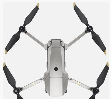 DJI Mavic Pro Platinum quadcopter drone valued at $1,600.00 is the prize! Start 2018 off the right way with Drone U by winning a brand new Mavic Pro Platinum drone!