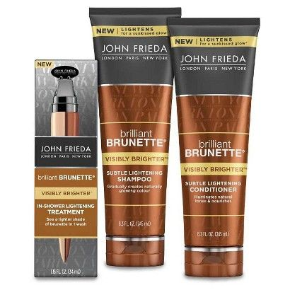 JOHN FRIEDA® Brilliant Brunette® Visibly Brighter™