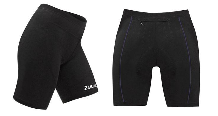 My Triathlon - Zone 3 2014 Womens Aquaflo Tri Shorts, �39.75 (http://mytriathlon.co.uk/zone-3-2014-womens-aquaflo-tri-shorts/)