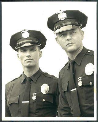 Adam 12. Kent McCord and Martin Milner.