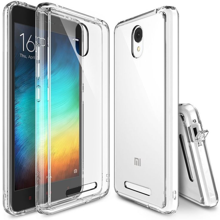 For Xiaomi Redmi Note 2 Cases, Ringke FUSION Clear Protective Hybride Phone Case #Ringke