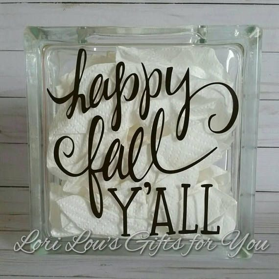 Check out this item in my Etsy shop https://www.etsy.com/listing/530241432/glass-block-decal-for-glass-blocks-fall