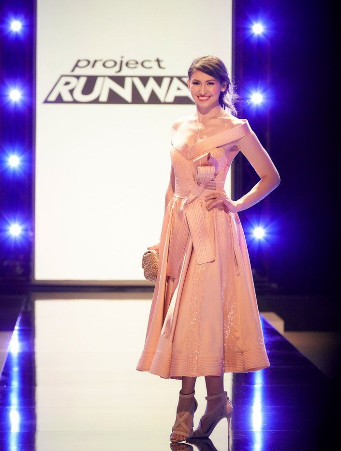 Runway Recap: Episode 11 | Fashion // | Glam dresses, Project runway