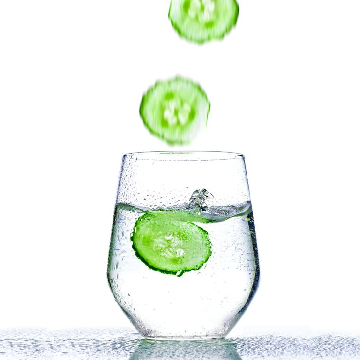 7. Keep your body hydrated this summer and drink lots of water. One of its many benefits is that it will improve your skin complexion, keeping it clear and glowing!