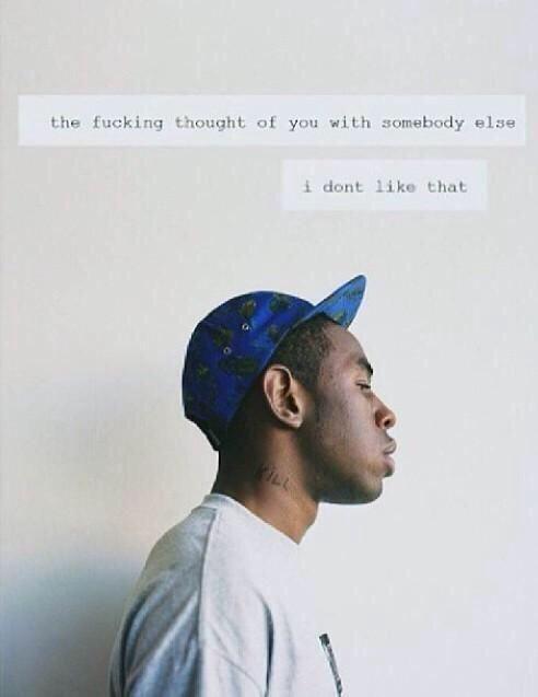 "Tyler, The Creator ""IFHY"" lyrics"