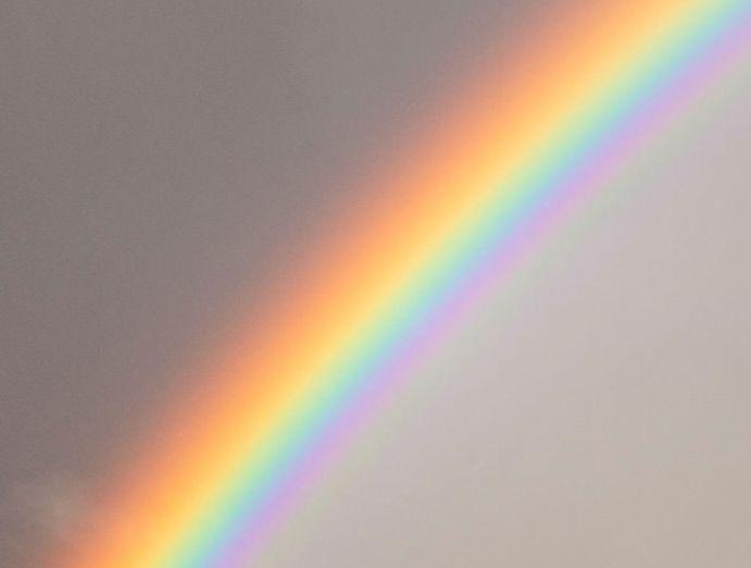 @chloegeldenhuys | Rainbow aesthetic, Rainbow, Rainbow light