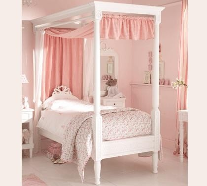 Poppy Single Four Poster Bed Would Love This In My
