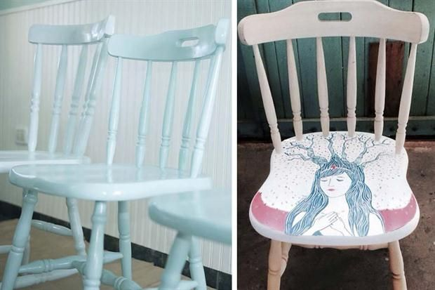 5 elegidos para comprar sillas  Foto:Facebook Bartolomea