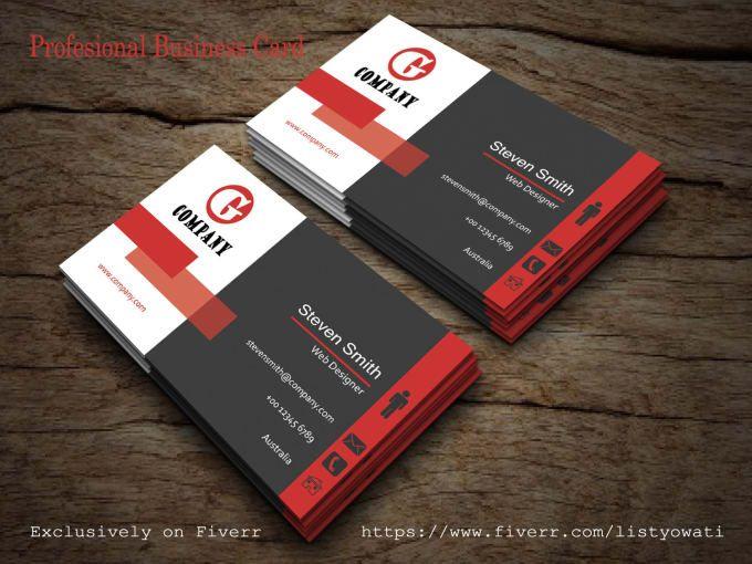 Graphic Design Services Hire A Graphic Designer Today Fiverr Elegant Business Cards Professional Business Cards Graphic Design Services
