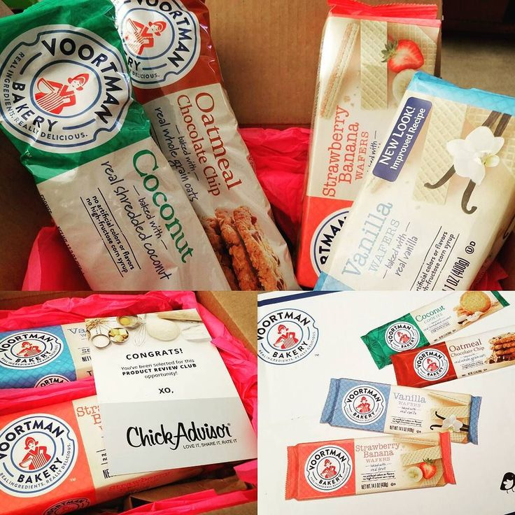 Thanks to @ChickAdvisor & @Voortman_Cookies for this FREE box of cookies! I can't wait to share them with my fam.  #GotItFree #VoortmanBakery #SandysPOV #blogging #blogger #BlogLife #review
