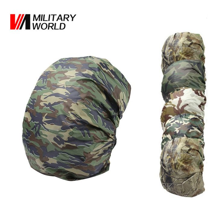 Find More Climbing Bags Information about 1pc Nylon Camouflage RainCover 30 40L Waterproof Backpack Bag Dust RainCover Travel Kits Hunting Fishing Camping Bags Case Cover,High Quality cover russian,China cover socket Suppliers, Cheap bag accessories from Mlitary World Store on Aliexpress.com