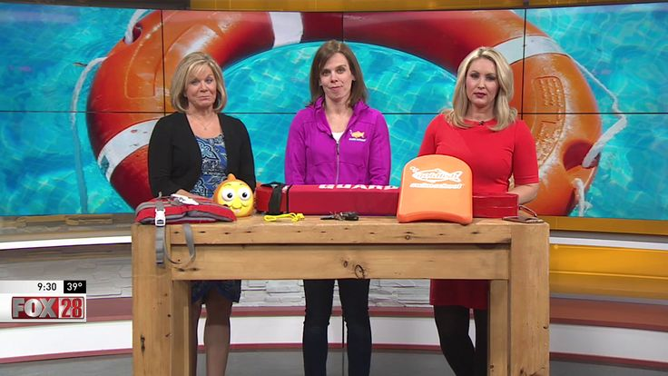 As we begin the big melt for spring, parents are being encouraged to be extra cautious when their kids go outside to play.Lisa Armitage from Goldfish Swim School talked with Good Day Columbus to spread awareness about drowning prevention.