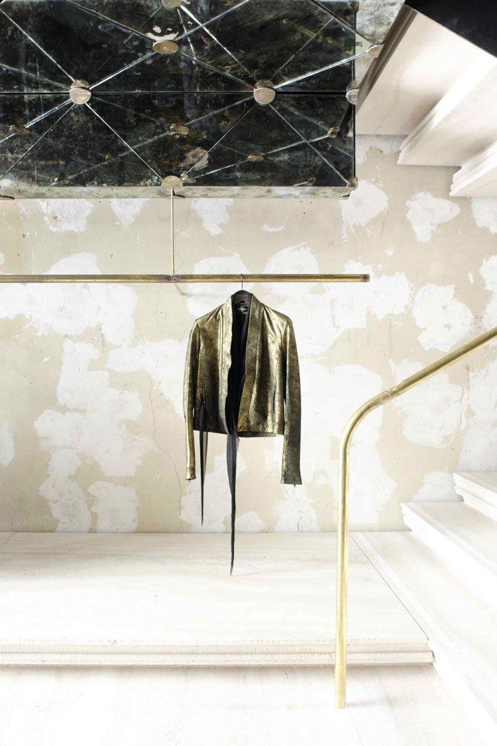 Raw Luxury Inside The New Damir Doma Store In Paris | http://www.yatzer.com/Damir-Doma-Paris