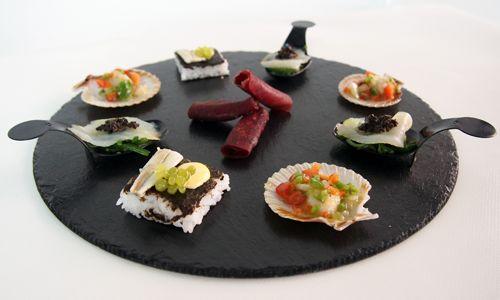 Platos de pizarra natural CUPA, a la venta en la tienda online CUPASTORE | #CUPA #platos #pizarra #cocina #recetas