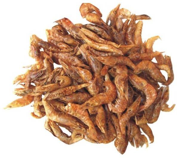 Sušené krevety