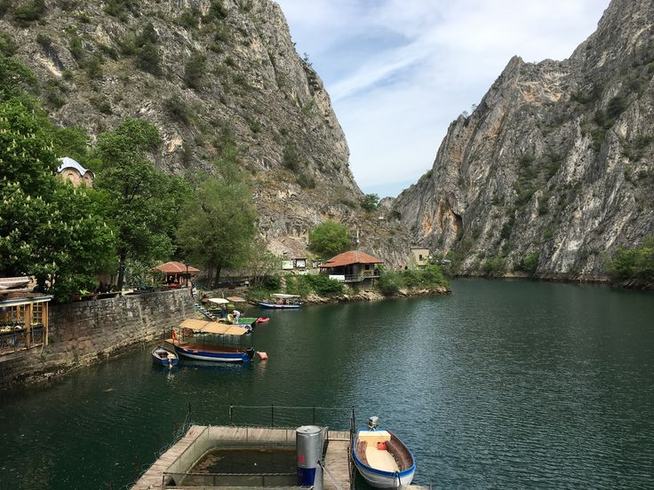Matka Canyon - Macedonia
