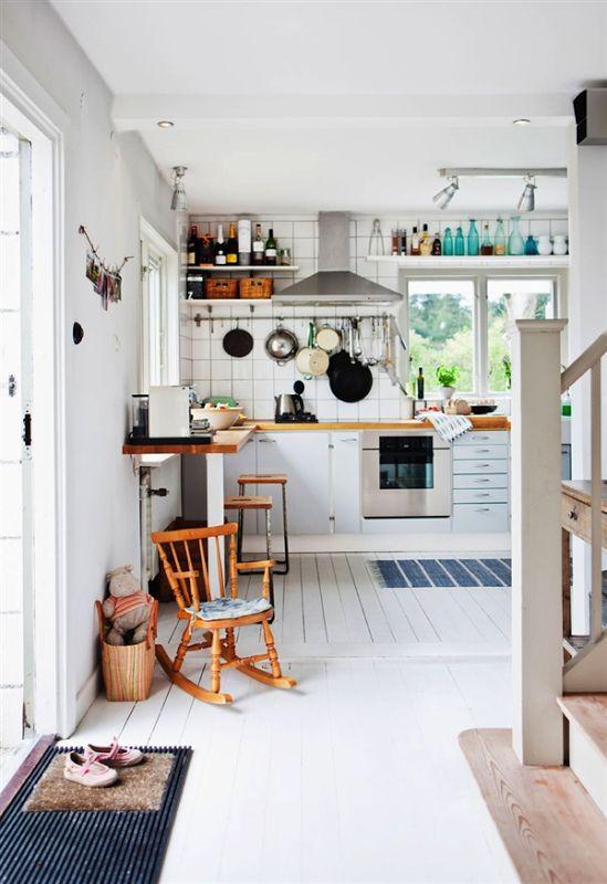 Casa de campo sueca