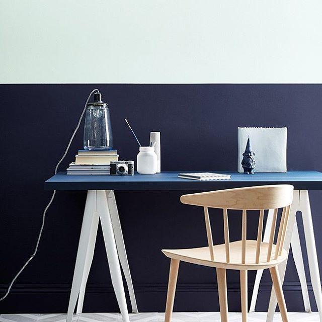 Het innovatieve Britse verfbedrijf, Little Greene, is opnieuw vooruitstrevend met 'Blue', haar meest recente, baanbrekende avontuur in verf en behang.