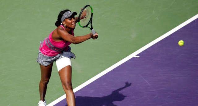 #Tenis: Venus Williams vence a María Tig y avanza a octavos de Miami