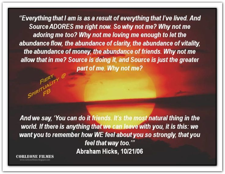 *Abraham-Hicks Quotes (AHQ2039) #source