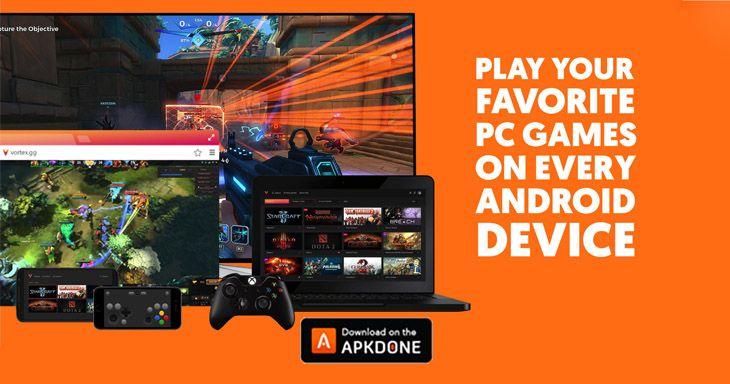 Vortex Cloud Gaming Mod Apk 1 0 318 Download Unlocked For