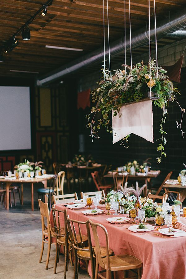 A hip vintage wedding at the Smog Shoppe by Steve Cowell Photography - Wedding Party