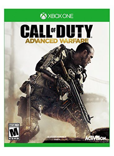 Call of Duty: Advanced Warfare - Xbox One English - Standard Edition ACTIVISION http://www.amazon.ca/dp/B00MU1YEE0/ref=cm_sw_r_pi_dp_9C4Fub05MBWN4