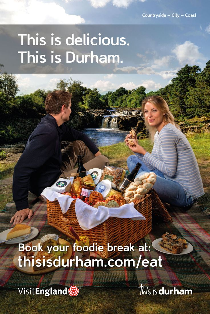 Durham has the right ingredients for a delicious short break. Find out more at www.thisisdurham.com/eat