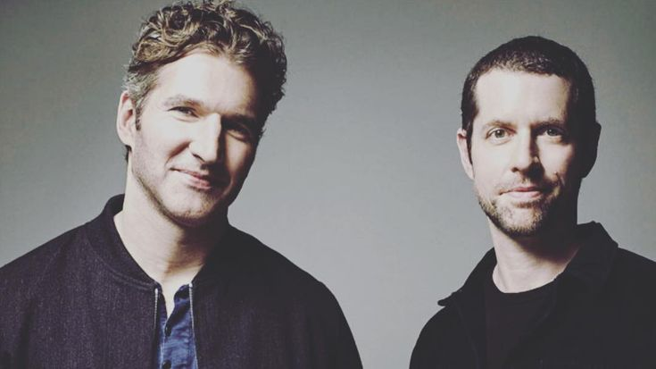 Big news yesterday! It was announced that these two lads we all know form creating Game of Thrones tv series will write and produce a new series of Star Wars films!!!  so excited and cant wait to see what these two are going to come up with! One is certain... all men must die  #starwars #news #gameofthrones
