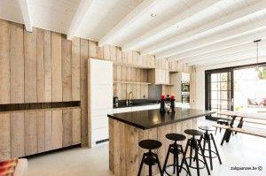 Keuken Vakantiehuisje aan Zee De Judestraat 99   ZaligAanZee.be
