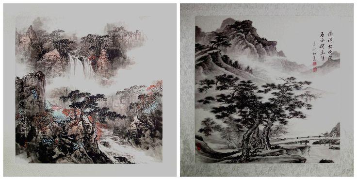 http://maimaiwenhua.com/promociones-combinadas-arte-chino/   ¿Quieres decorar tu hogar o regalar auténtico arte tradicional chino?. Las mejores parejas de obras, en Maimai Wenhua.  No te las pierdas.  http://maimaiwenhua.com/tienda