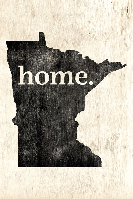 Minnesota Home Poster Print (http://www.keepcalmcollection.com/minnesota-home-poster-print/)