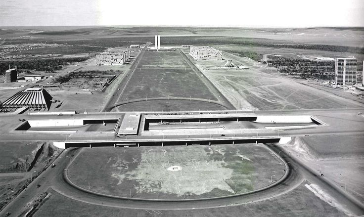 IN BETWEEN: Brasilia's Platoforma Rodoviaria Can a structure blur the line between architecture and infrastructure? Can it assume the characteristic of one – spatial – while performing the task of theother – enabler? Can such a structure fit in with the notion of infrastructural landscape and could it have an impact on the scale of an entire city andbeyond? Lucio Costa'sPlatoforma Rodoviaria, or the Central BusTerminal in Brasilia was studied as a structure which could be placedin…