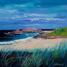 Secret Cove Isle of Coll 24x24£4000