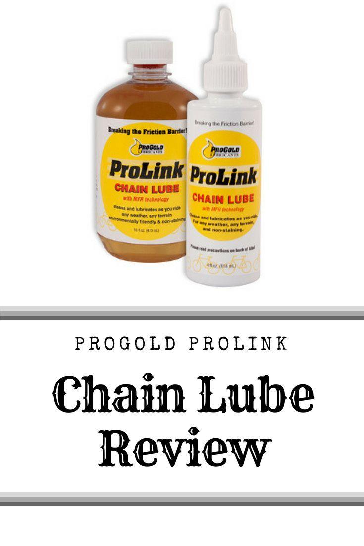 Progold Prolink Chain Lube Review Triathlon Fitness Und Training