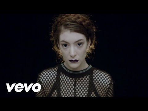 Lorde - Tennis Court - YouTube