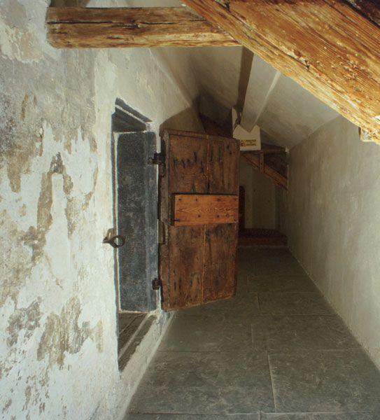 Le Carceri e la Torre Grimaldina