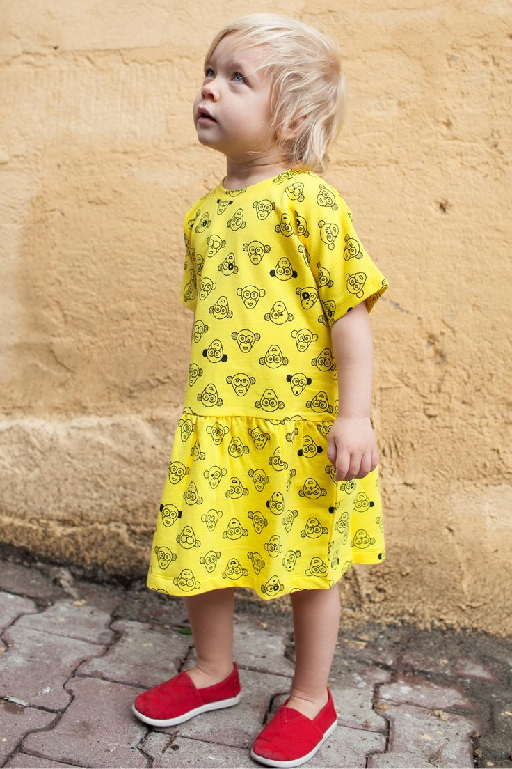 #wakamono - cool monkey dress :)) https://waka-mono.com/en/product/531/Sweety/