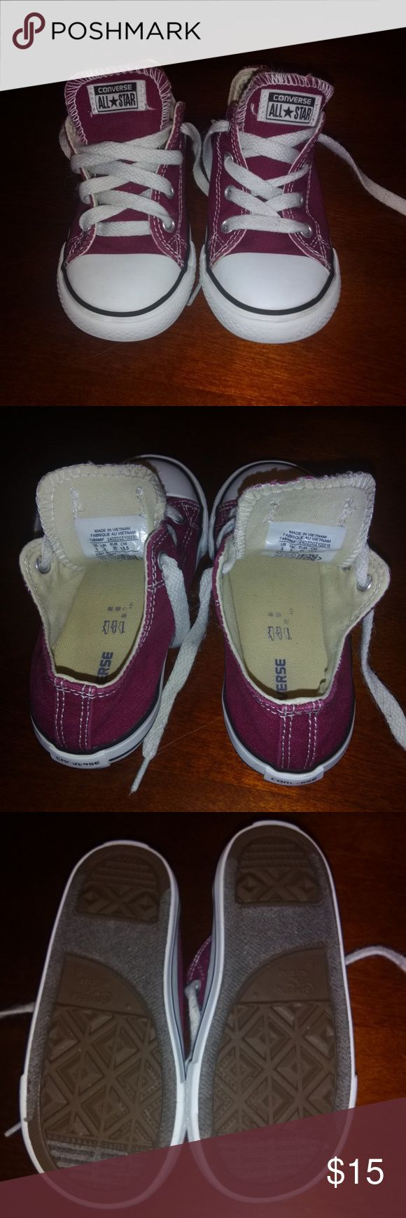 Kids Converse Great condition Converse Shoes Sneakers