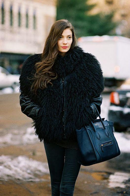 Muriel fine and fuzzy in NYC , Vanessa Jackman